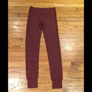 Sundry leggings sz 0/XS